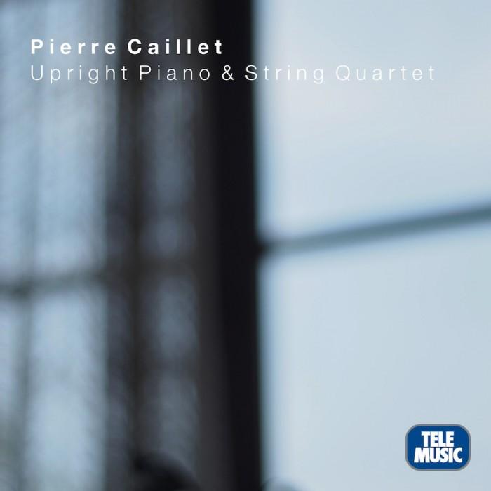 Upright Piano & String Quartet